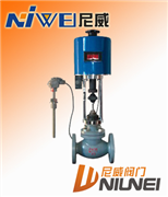 ZZWPE-自力式電控溫度調節閥